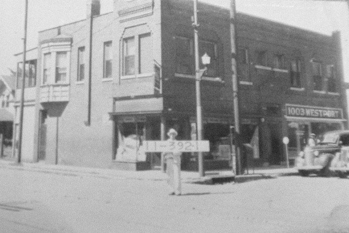 Westport, early 1900's