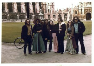 Cambridge, 1970