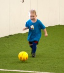 3-4 year old soccer building brave, creative leaders.
